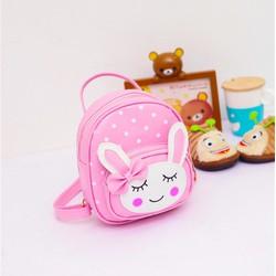 Balo trẻ em hình thỏ xinh xắn đáng yêu cho bé 3-5 tuổi BBShine – B001