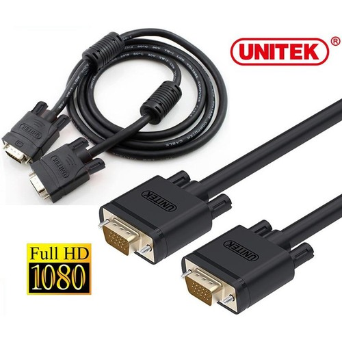 Dây cáp màn hình VGA Full HD 1,5m Unitek Y-C503G Y-C503A - 7387291 , 17151742 , 15_17151742 , 84000 , Day-cap-man-hinh-VGA-Full-HD-15m-Unitek-Y-C503G-Y-C503A-15_17151742 , sendo.vn , Dây cáp màn hình VGA Full HD 1,5m Unitek Y-C503G Y-C503A