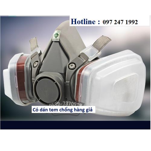 mặt nạ phòng độc - mặt nạ phòng độc DGH6705