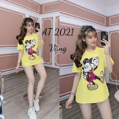 áo thun nữ hình chuột mickey - 7932384 , 17583976 , 15_17583976 , 140000 , ao-thun-nu-hinh-chuot-mickey-15_17583976 , sendo.vn , áo thun nữ hình chuột mickey
