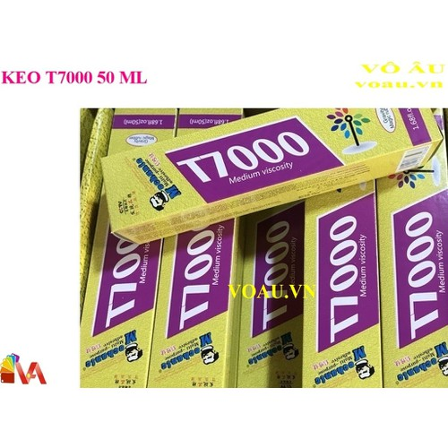KEO DÁN CẢM ỨNG T7000 50ML