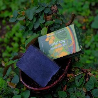 Xà bông thảo dược xanh từ thiên nhiên 100gr Vườn Đặc Sản - VDS-xbtdx100gx01 thumbnail