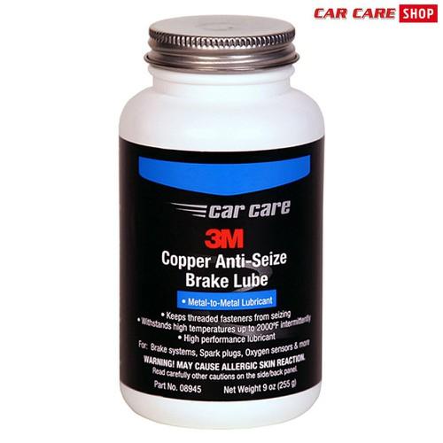 Mỡ Bò Đồng Bôi Trơn Chống Rỉ Sét 3M™ Copper Anti-Seize Brake Lube 255g