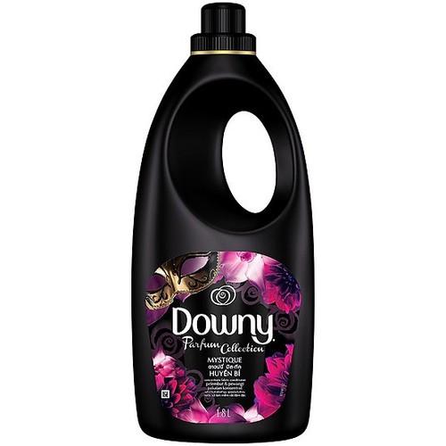 Nước xả vải Downy chai 800ml hương nước hoa huyền bí