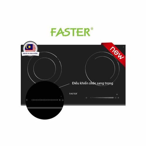 Bếp từ Inverter Faster FS 782I nhập khẩu chính hãng Malaysia- bảo hành 2 năm