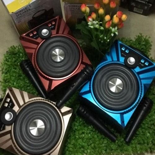 Loa Bluetooth NT8X nghe nhạc cực hay, có thể xài mic hát karaoke cùng bạn bè đi dã ngoại cùng gia đình - 7930543 , 17581037 , 15_17581037 , 395000 , Loa-Bluetooth-NT8X-nghe-nhac-cuc-hay-co-the-xai-mic-hat-karaoke-cung-ban-be-di-da-ngoai-cung-gia-dinh-15_17581037 , sendo.vn , Loa Bluetooth NT8X nghe nhạc cực hay, có thể xài mic hát karaoke cùng bạn bè đi