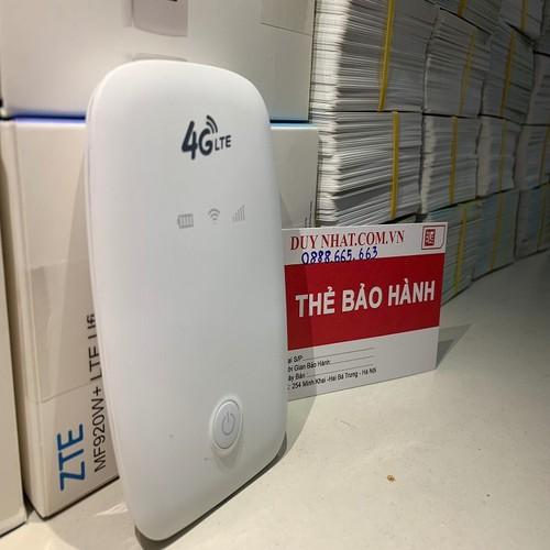Wifi di động cho gia đình MF925 bản quốc tế- SÓNG SIÊU TỐC Chuẩn 4G LTE