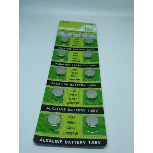 Pin đồng hồ ALKALINE  LR927 - 5 vĩ