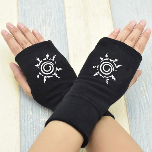 Găng tay nỉ nam nữ  Naruto