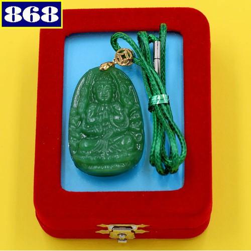 Vòng cổ Phật Thiên Thủ Thiên Nhãn 4.3 DXTXO8 hộp nhung