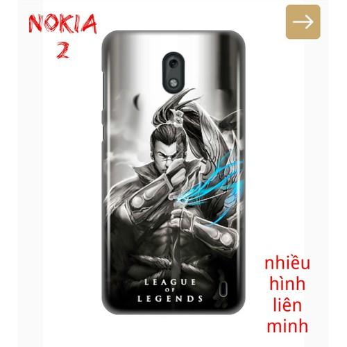 Ốp Lưng Nokia 2 Nhiều Hình Tướng Liên Minh Huyền Thoại