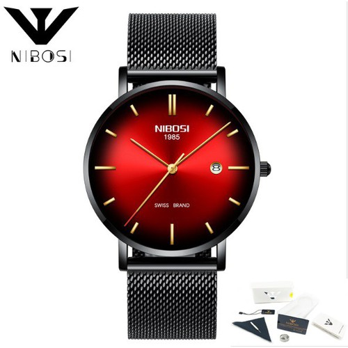 Đồng hồ Nibosi đúng hãng cao cấp fullbox