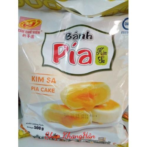 Bánh pía kim sa đậu - loại 500g-Tân Huê Viên - 4703448 , 17593096 , 15_17593096 , 90000 , Banh-pia-kim-sa-dau-loai-500g-Tan-Hue-Vien-15_17593096 , sendo.vn , Bánh pía kim sa đậu - loại 500g-Tân Huê Viên
