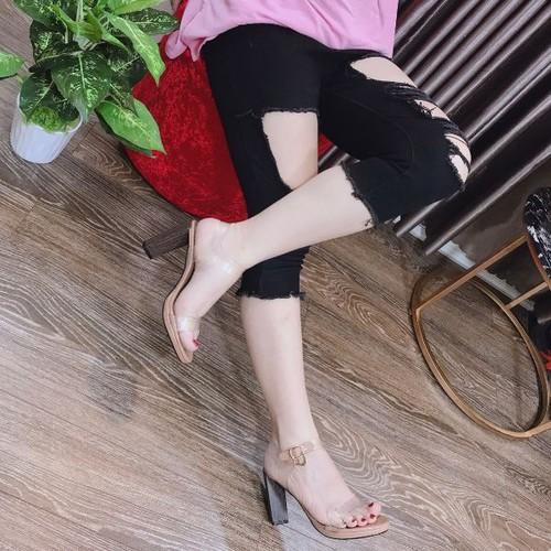 Giày sandal cao gót siêu đẹp - 7682859 , 17594641 , 15_17594641 , 335000 , Giay-sandal-cao-got-sieu-dep-15_17594641 , sendo.vn , Giày sandal cao gót siêu đẹp