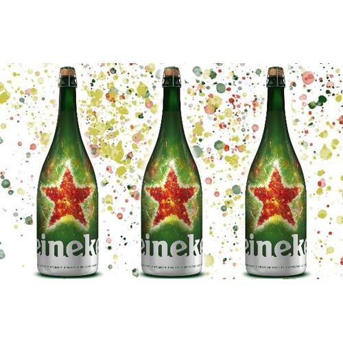 Bia Heineken Magnum 1