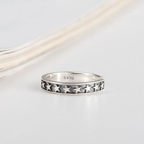 Nhẫn Bạc Thái S925 Bảo Ngọc Jewelry Đẹp N-1709