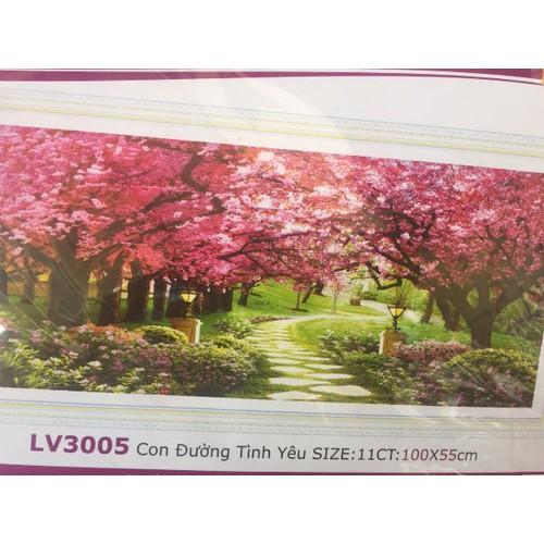 tranh thêu cây tình yêu lv3005 - 7930161 , 17580145 , 15_17580145 , 150000 , tranh-theu-cay-tinh-yeu-lv3005-15_17580145 , sendo.vn , tranh thêu cây tình yêu lv3005