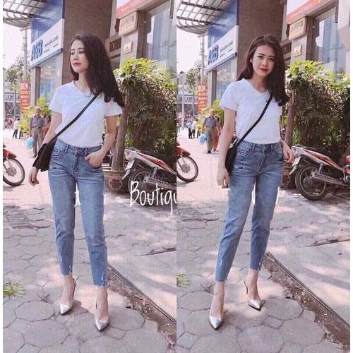 quần jeans boy nữ siêu đẹp - 7582087 , 17590371 , 15_17590371 , 170000 , quan-jeans-boy-nu-sieu-dep-15_17590371 , sendo.vn , quần jeans boy nữ siêu đẹp