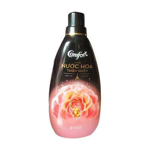 Nước xả vải Comfort chai 800ml hương nước hoa Rose