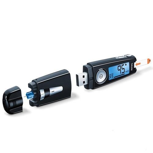 Máy đo đường huyết, que thử không cần code-GL50