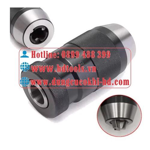 Bầu kẹp mũi khoan thay nhanh B18, mang zanh máy khoan 1-16mm, bầu kẹp mũi khoan thay nhanh cho máy tiện - 7941108 , 17598524 , 15_17598524 , 630000 , Bau-kep-mui-khoan-thay-nhanh-B18-mang-zanh-may-khoan-1-16mm-bau-kep-mui-khoan-thay-nhanh-cho-may-tien-15_17598524 , sendo.vn , Bầu kẹp mũi khoan thay nhanh B18, mang zanh máy khoan 1-16mm, bầu kẹp mũi khoan