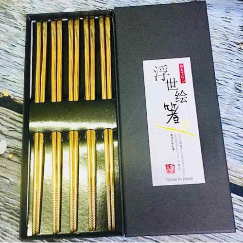 SET 5 ĐÔI ĐŨA INOX 304 ĐẶC RUỘT JAPAN - 7931711 , 17582576 , 15_17582576 , 210000 , SET-5-DOI-DUA-INOX-304-DAC-RUOT-JAPAN-15_17582576 , sendo.vn , SET 5 ĐÔI ĐŨA INOX 304 ĐẶC RUỘT JAPAN