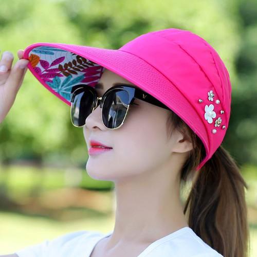 Mũ Nón Chống Nắng Phong Cách Hàn Quốc - Hàng Xịn