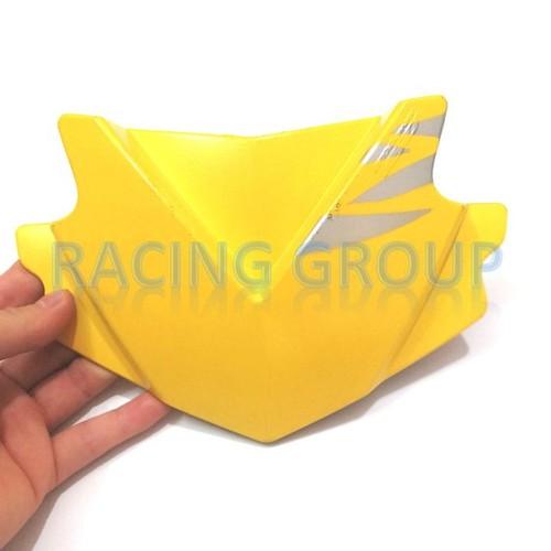 Mão Đầu Chắn Gió Xe Máy EX 150 Màu Vàng