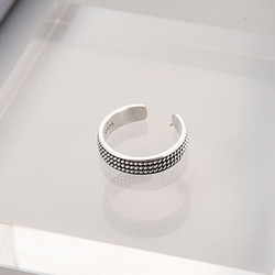 Nhẫn Bạc Thái S925 Bảo Ngọc Jewelry Cao Cấp N-1699