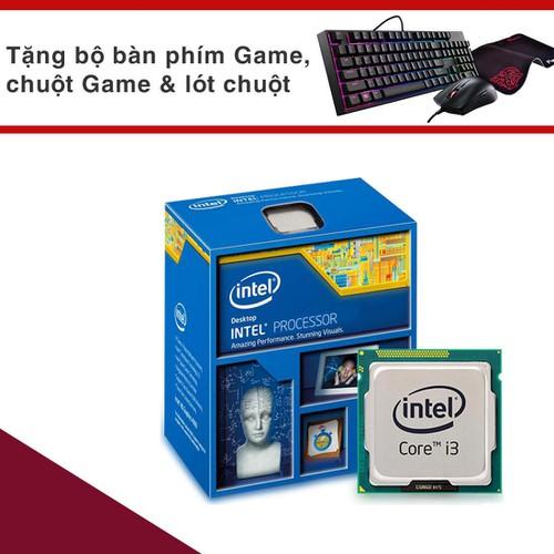 Chip xử lý Intel CPU Core I3 4130 2 lõi - 4 luồng