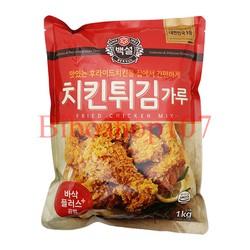 Bột chiên gà Hàn Quốc 1kg
