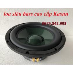 Loa bass rời cao cấp kasun 25-loa bas 25 kasun- giá 1 chiếc