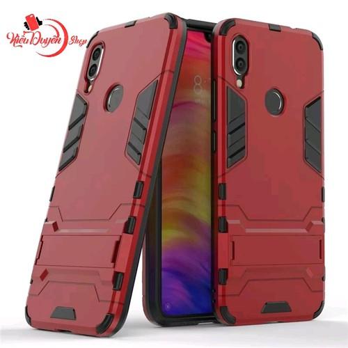 Ốp lưng Xiaomi Redmi Note 7,ốp lưng chống sốc Iron Man