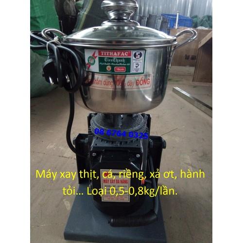 Máy xay thịt, Máy làm tương ớt mini tại nhà loại 0,8kg - 7929573 , 17579486 , 15_17579486 , 1500000 , May-xay-thit-May-lam-tuong-ot-mini-tai-nha-loai-08kg-15_17579486 , sendo.vn , Máy xay thịt, Máy làm tương ớt mini tại nhà loại 0,8kg