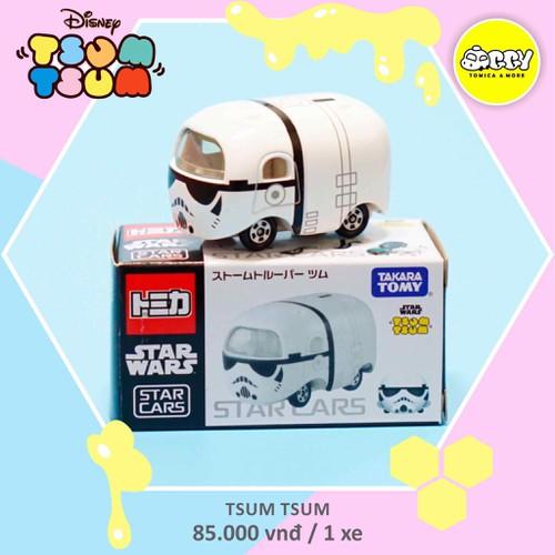 Xe mô hình tomica tsum tsum star wars - storm trooper