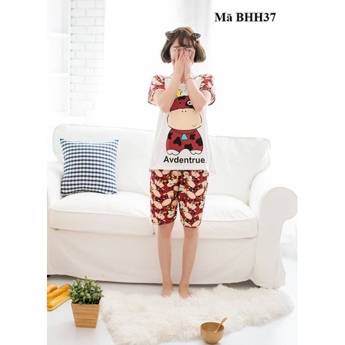 Bộ đồ ngủ hoạt hình BHH37