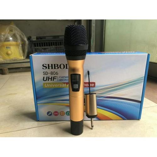 Micro đa năng SHBOD SD806 siêu hay