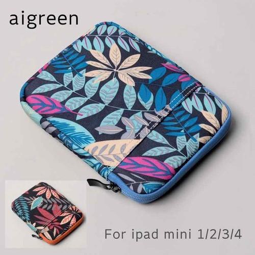 Túi đựng iPad hoạ tiết lá Lisen