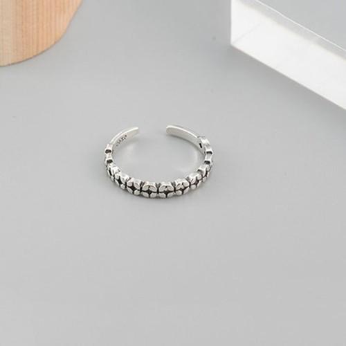 Nhẫn Bạc Thái S925 Bảo Ngọc Jewelry N-1703
