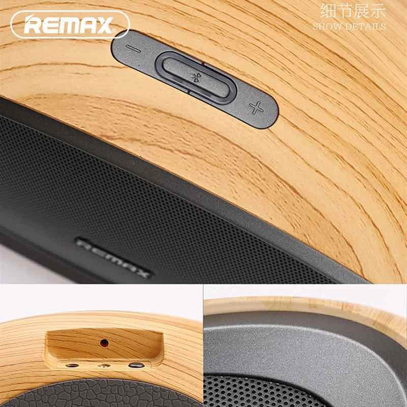 Loa Bluetooth cao cấp REMAX H7 3