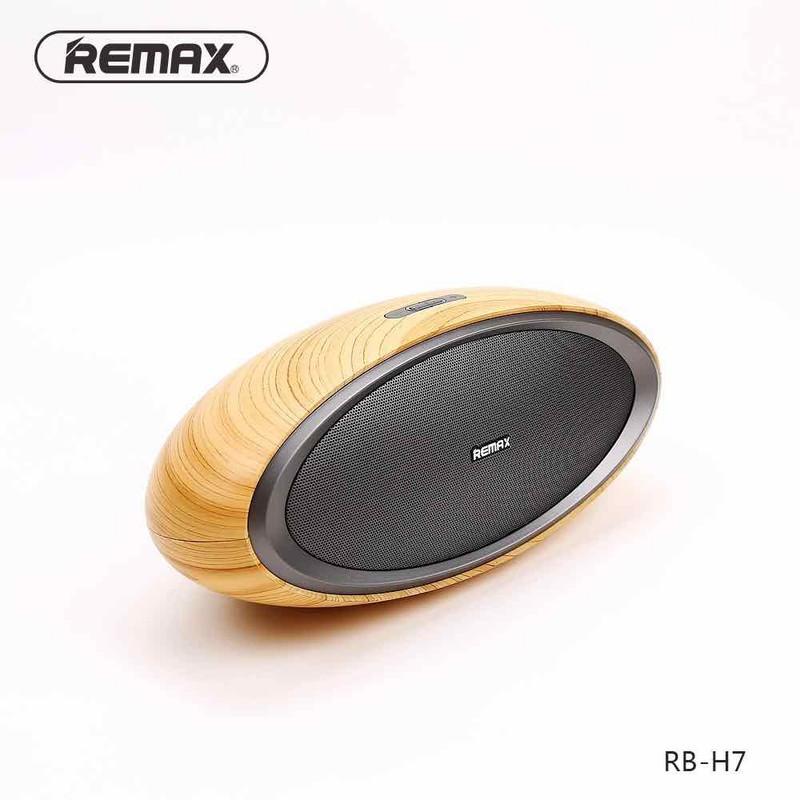 Loa Bluetooth cao cấp REMAX H7 9