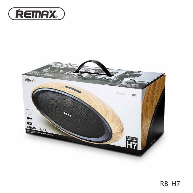 Loa Bluetooth cao cấp REMAX H7 1