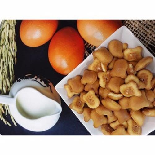 1Kg Bánh Gấu Nhân Kem - Loại Đặc Biệt