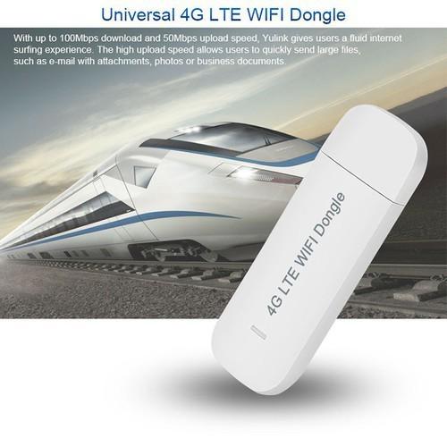 Phát Wifi 3G 4G Dongle Sóng Siêu Khỏe - Tặng Sim 4G dung Lượng Lớn