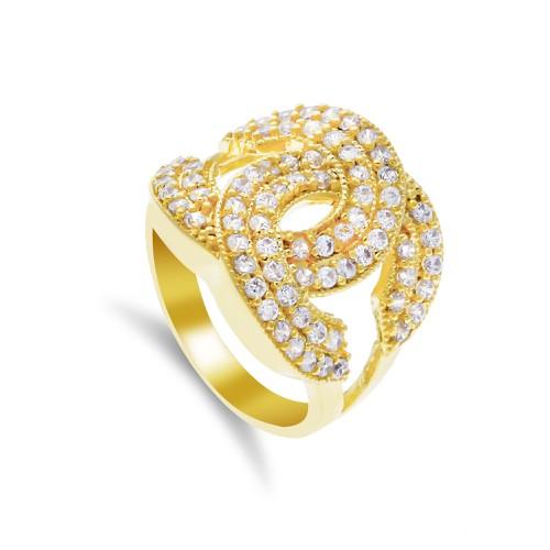 Nhẫn nữ cc 03 - Vàng