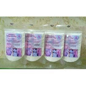100g bột collagen cánh hoa hồng trắng da mờ nám - 045t