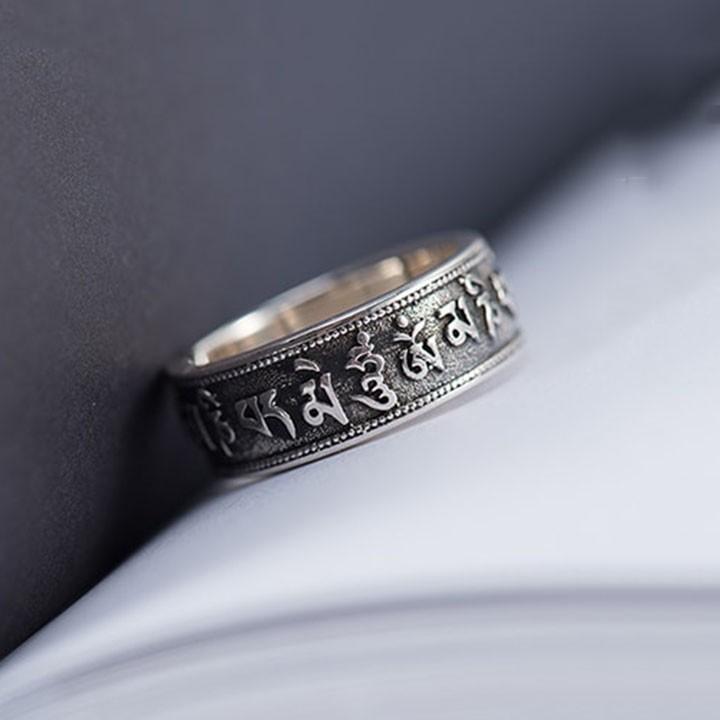 Nhẫn Bạc Thái S925 Bảo Ngọc Jewelry N-1688 17587937 - giảm 34