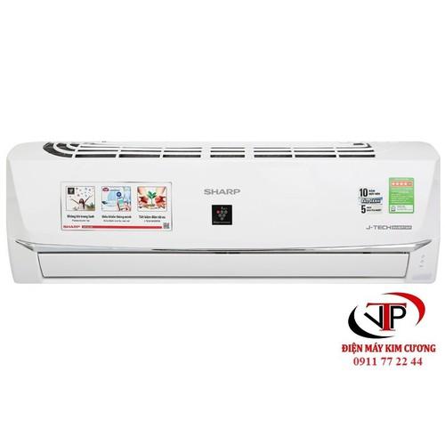 Máy lạnh Sharp Inverter 1 HP AH-XP10WHW 2019