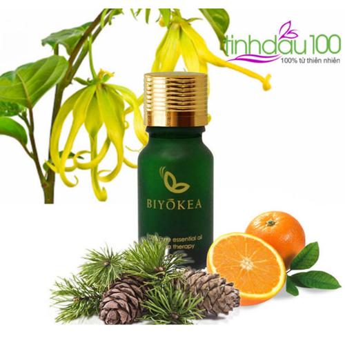 Tinh dầu cam, thông, ngọc lan tây Blend 4