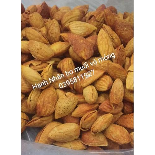 Hạnh nhân bơ muối vỏ mỏng chất lượng nhất thị trường - 7939663 , 17595900 , 15_17595900 , 280000 , Hanh-nhan-bo-muoi-vo-mong-chat-luong-nhat-thi-truong-15_17595900 , sendo.vn , Hạnh nhân bơ muối vỏ mỏng chất lượng nhất thị trường